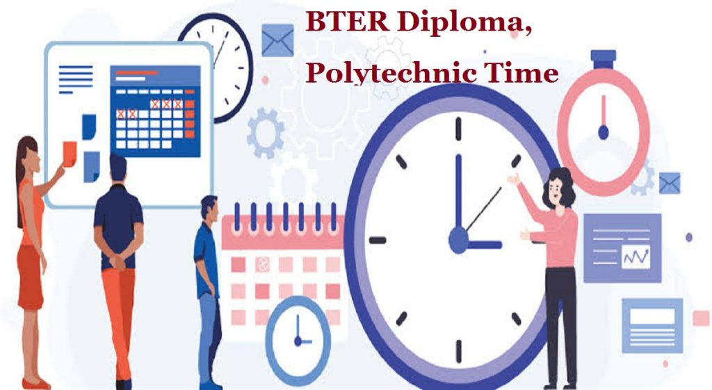 BTER Time Table 2020 Diploma, Polytechnic 1st 2nd 3rd year Exam Date