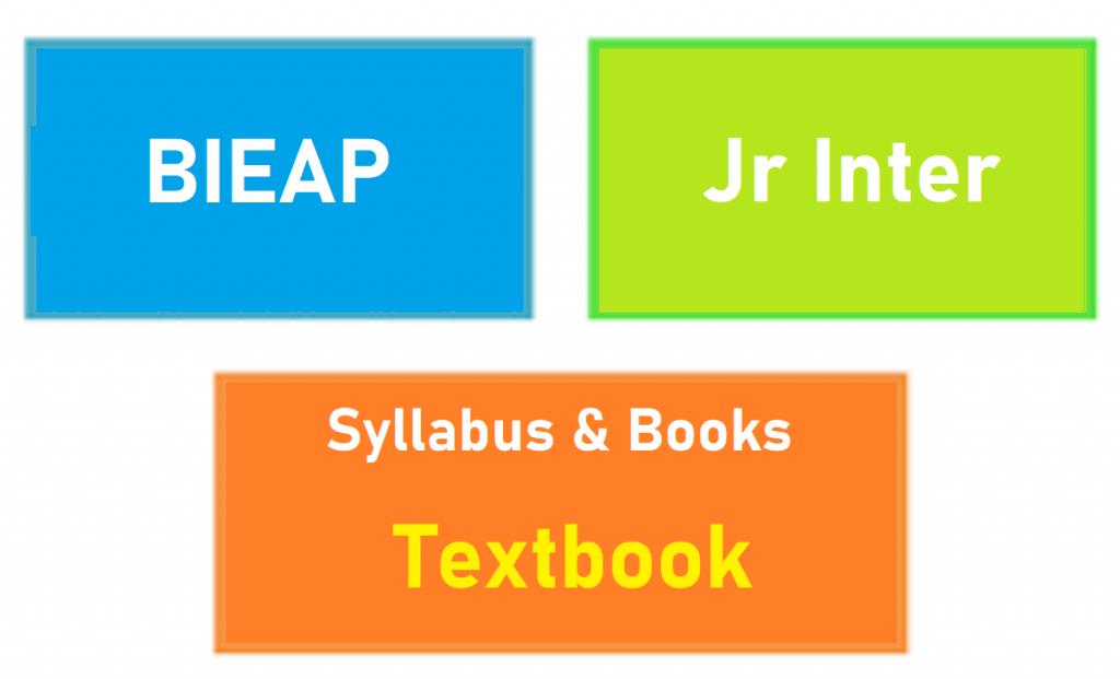 AP Jr Inter Syllabus 2021 AP 11th Book 2021 AP 1st Inter Textbook 2021
